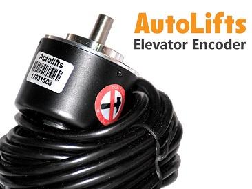 انکودر آسانسور گیربکس شفت دار AutoLift 286c