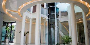 آسانسورهای پنوماتیک
