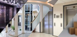 انواع آسانسور از نظر تکنولوژی