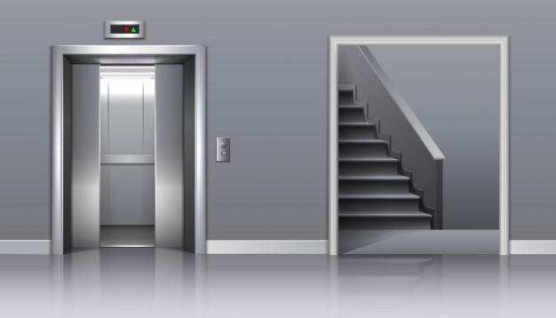 علت بسته نشدن درب آسانسور چیست؟