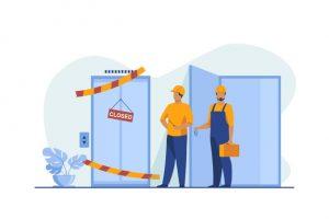 شرح وظایف تعمیرکار آسانسور
