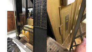 حوادث آسانسور ناشی از عدم سرویس آساننسور