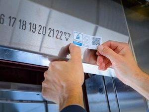 انواع گواهینامه استاندارد آسانسور