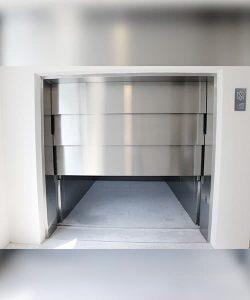 درب آسانسور کشویی عمودی (گیوتینی) Freight Door