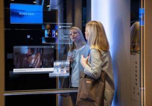 آسانسورهای هوشمند