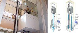 استاندارد نصب آسانسور هیدرولیک