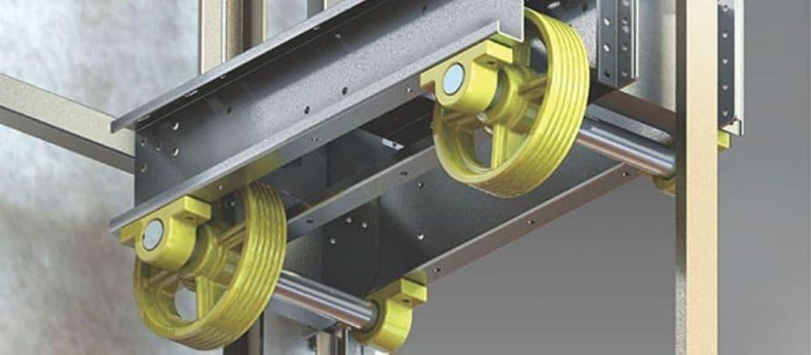 نکات مهم در رابطه با آسانسورهای کششی بدون موتورخانه