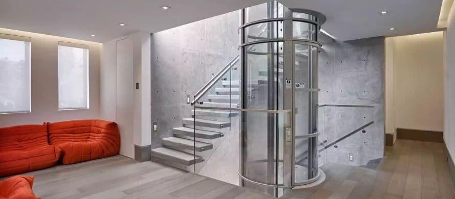 سرعت آسانسور هیدرولیک براساس استاندارد چقدر می باشد؟
