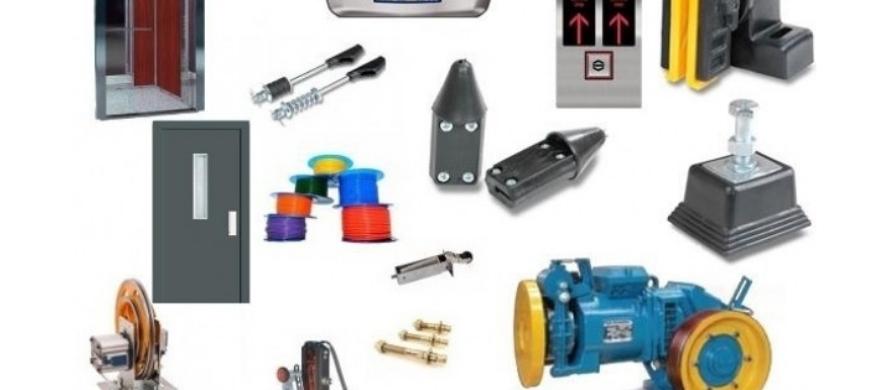 تجهیزات و قطعات آسانسور