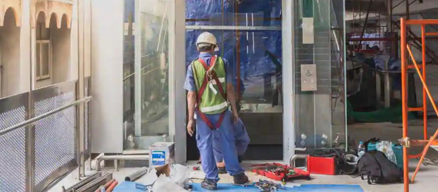 هزینه نصب و راه اندازی آسانسور