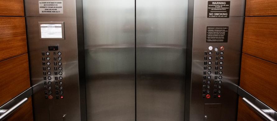 چگونه آسانسور را قفل کنیم تا به طبقات دیگر نرود