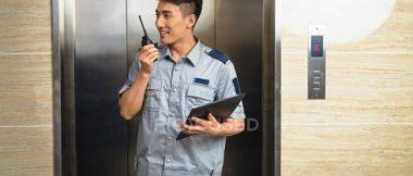 امنیت آسانسور