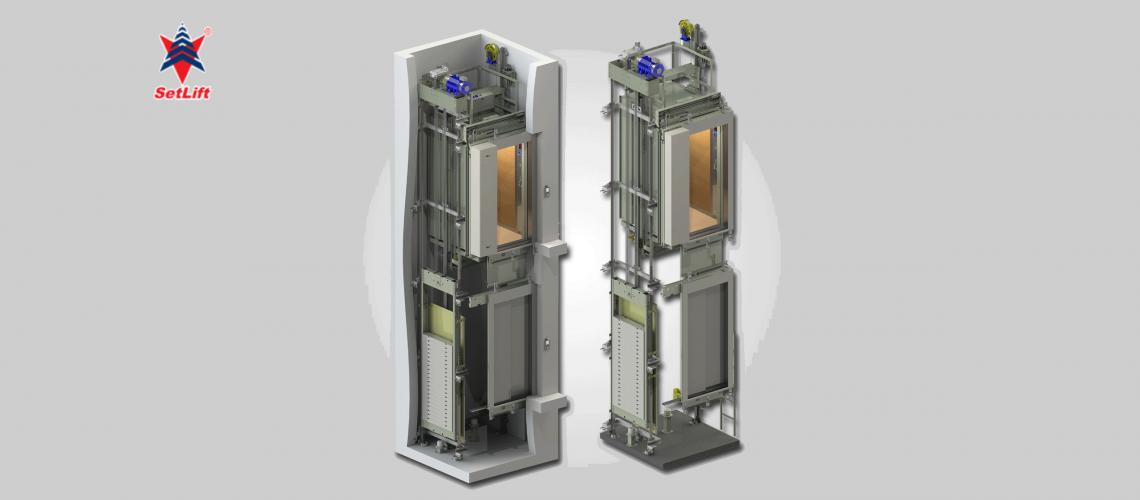 تفاوتها و شباهتهای درب کابین و طبقه آسانسور چیست؟