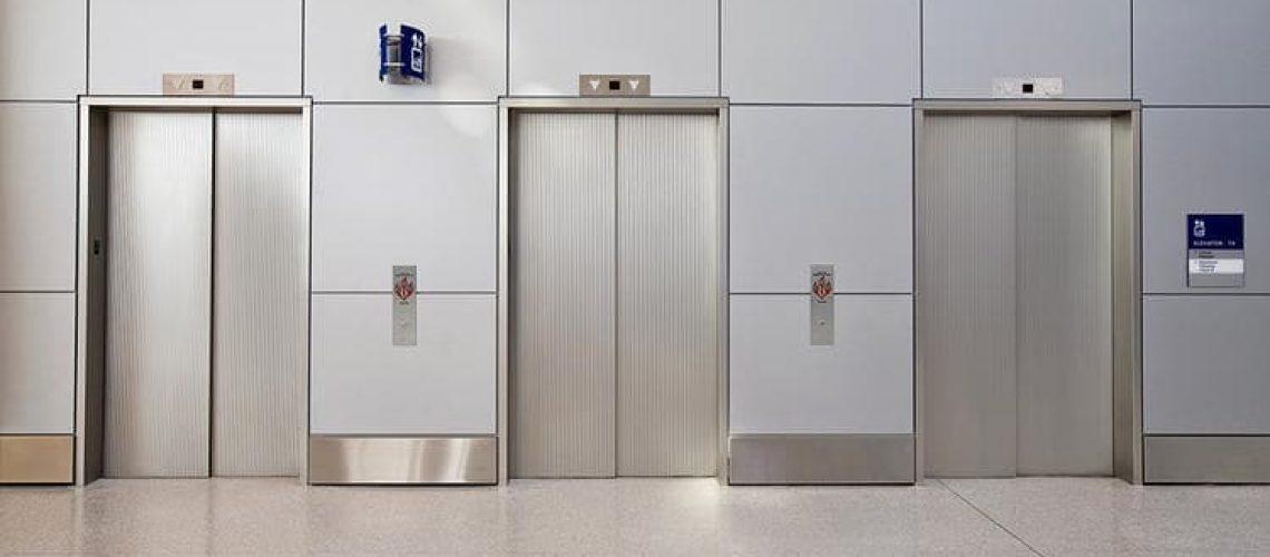 درب آسانسور از چه متریالی ساخته میشود؟